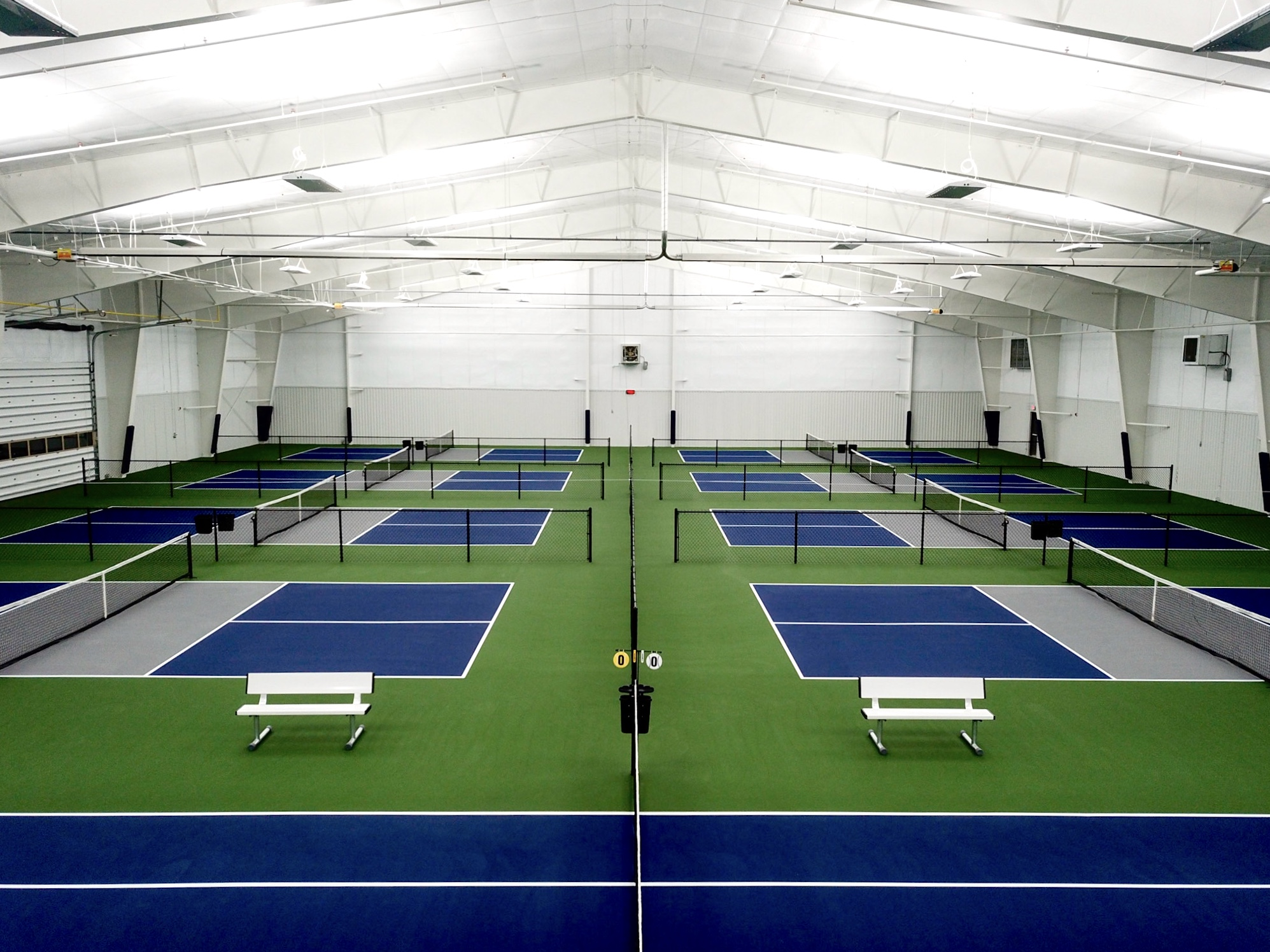 New pickleball facility